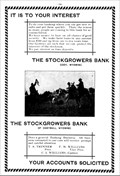 Image for Stockgrower's Bank - Cody, WY