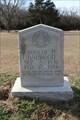 Image for Roscoe P. Harwood - Sandy Cemetery - Ravenna, TX