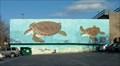 Image for Sea Turtles Mural, Chapel Hill, North Carolina