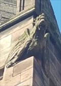 Image for Gargoyles - St Cuthbert - Shustoke, Warwickshire