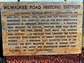 Image for Milwaukee Road Historic District - Harlowton, MT