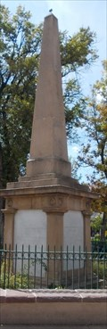 Image for Soldiers' Monument - Santa Fe, NM