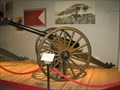 Image for M1885 3.2-inch Steel Rifle - Field Artillery Museum - Fort Sill, Oklahoma