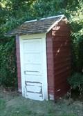 Image for Viola School Outhouse  -  Estacada, OR