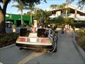 Image for DeLorean Time Machine - Universal Studios - Orlando, Florida, USA.