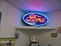 Image for Ford Sign, Wheels O' Time Museum - Dunlap, IL