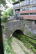 Image for West Portal -- Lisson Grove Canal Tunnel -- Westminster, London UK