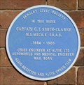 Image for Captain G T Smith-Clarke birthplace