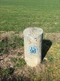Image for Borne kilométrique n°96, Bord de l'Yonne - France