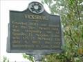 Image for Vicksburg