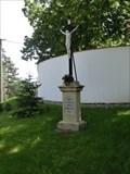 Image for Churchyard cross - Vážany nad Litavou, Czech Republic