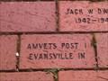 Image for Vanderburgh County Veteran's Memorial Plaza - Evansville, IN