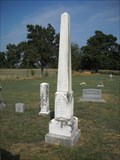 Image for Stand Watie - Polson Cemetery - Rural Delaware County, Ok.