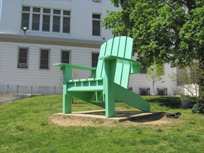 Pane 2, Duke Ellington School for the Arts, Washington, DC