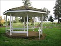 Image for Aumsville Cemetery Gazebo - Aumsville, Oregon