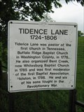 Image for Tidence Lane - Whitesburg, TN