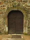 "Image for Doorway at ""St. Nikolaus"" Church, Vischel - RLP / Germany"