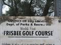 Image for World's FIRST Frisbee Golf Course - Pasadena, California