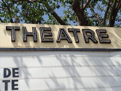 Foothill - Drive-In Theatre - Azusa, California, USA.