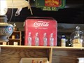 Image for Coca Cola Carry Cooler- Cracker Barrel- Elizabethtown, KY