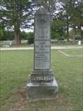 Image for John C. Henderson - Mountain Park Cemetery - Saint Jo, TX