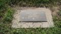 Image for 103 - Green Almon - El Reno Cemetery -  El Reno, OK