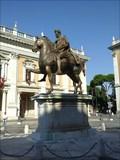 Image for Replica of The Equestrian Statue of Marcus Aurelius - Rome, Italy