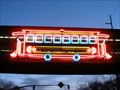Image for Trolley Square Neon Trolley - Salt Lake City, UT