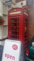 Image for Red Telephone Box - Fontmell Magna, Dorset