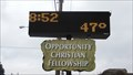 Image for Opportunity Christian Fellowship Time & Temperature - Spokane, WA