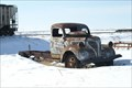 Image for Fargo Grain Truck - Retired