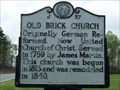 Image for Old Brick Church | J-57