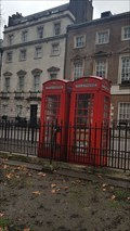 Image for Red Telephone Box - Berkeley Square, London, UK