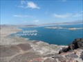 Image for Lake Mead Overlook  -  Boulder City, Nevada