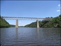 Image for Cervensky zeleznicni most / Cervena Railroad Bridge, CZ