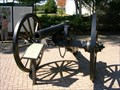 Image for 10 Pounder Parrott Cannon ~ Chickamauga Georgia