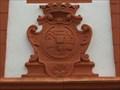 Image for Wappen der Grafen von Hanau, Reinhardskirche - Bad Nauheim, Hessen, Germany