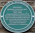 Image for Wilfred Ernest Lytton Day - Lisle Street, London, UK