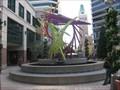 Image for Oakland City Center artistic fountain Oakland, CA