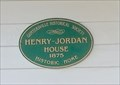 Image for Henry-Jordan House - 1875 - Guntersville, AL