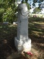 Image for Robert E. Coleman - Garden of Memory Cemetery - Colbert, OK