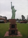 Image for Statue of Liberty at Clinton V Willis NC Guard Armory - Laurinburg, NC