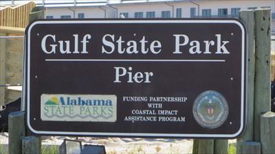 Gulf State Park - Pier - Gulf Shores, Alabama