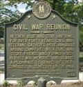 Image for Civil War Reunion  -  Grayson, KY