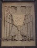 Image for Wappen an der Bismarcksäule in Bonn-Gronau - Bonn - NRW - Germany