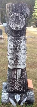 Image for Monroe Sumrall - Montrose Presbyterian Cemetery - Montrose, MS
