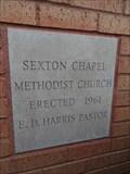 Image for 1961 - Sexton Chapel United Methodist Church - Primrose (Ben Wheeler), TX