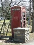 Image for Brampton Red Telephone Box