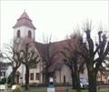 Image for Temple protestant réformée - Huningue, Alsace, France
