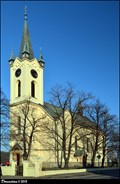 Image for Church of Ss. Cyril and Methodius / Kostel svatého Cyrila a Metodeje - Nebušice (Prague)